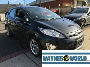 2012 Ford Fiesta SES ***LEATHER & SUNROOF**