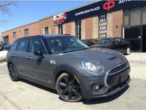 2017 MINI Cooper Clubman S| ALL4| PANO ROOF !!!BIG SAVINGS!!!