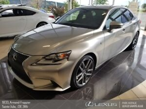2016 Lexus IS 300 * F SPORT 3 * AWD * MARK LEVINSON *