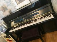 Immaculate piano