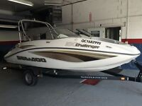 2008 Bombardier CHALLENGER 180 SE 215HP TOUR WAKEBOARD
