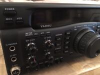 YAESU FT920AF HF/6m 100 watt transceiver, auto ATU & DSP. Boxed in excellent condition