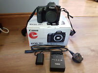 Canon eos 70d (Body only) Boxed