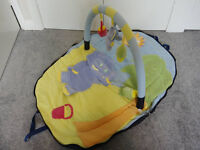 Portable Baby Play Gym / Mat