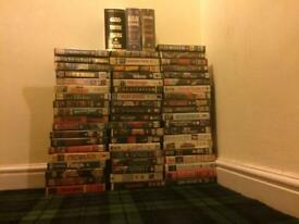 VHS 50+ Big Box 300+ Small Box Bundle Joblot