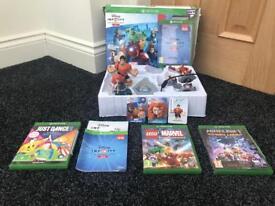 Bundle of Xbox 1 games