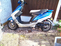 Scooter BT 49QT-9D1 spares or repairs