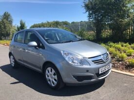 Vauxhall corsa, automatic transmission, full MOT 12 months remaining