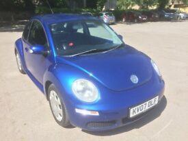 Volkswagon Beetle Deisel 2007