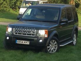 Land Rover discovery 2,7 diesel automatic 7-seater