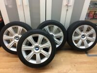 Bmw 17 Alloy Wheels.