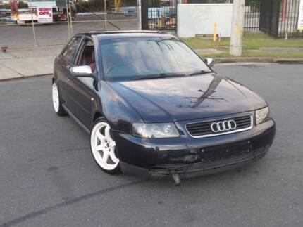 1999 Audi A3 Turbo MODS! bigger Turbo cooler brakes clutch ecu + Springwood Logan Area Preview