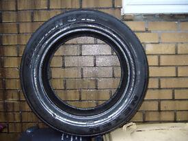 Nexen Roadian 255 55 19 Range Rover Tyre for 4x4 SUV ( 7.5mm tread )