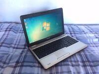 Toshiba Satellite L500-1CQ Laptop Notebook