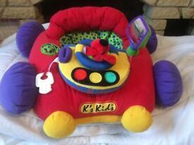 Baby/Kid CAR - K's Kids Activity Car