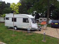 Abi Tristar 4 Berth with motor mover