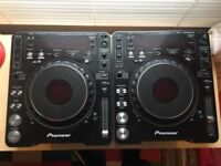 Pioneer CDJ 1000 MK3 (PAIR) BOTH IN EXCELLENT CONDITION ALL OVER IN AND OUT