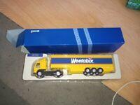 Corgi Weetabix lorry