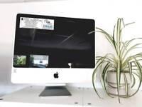 """iMac A1224 20"""" 8GB RAM Early 2009 OSX El Capitan"""
