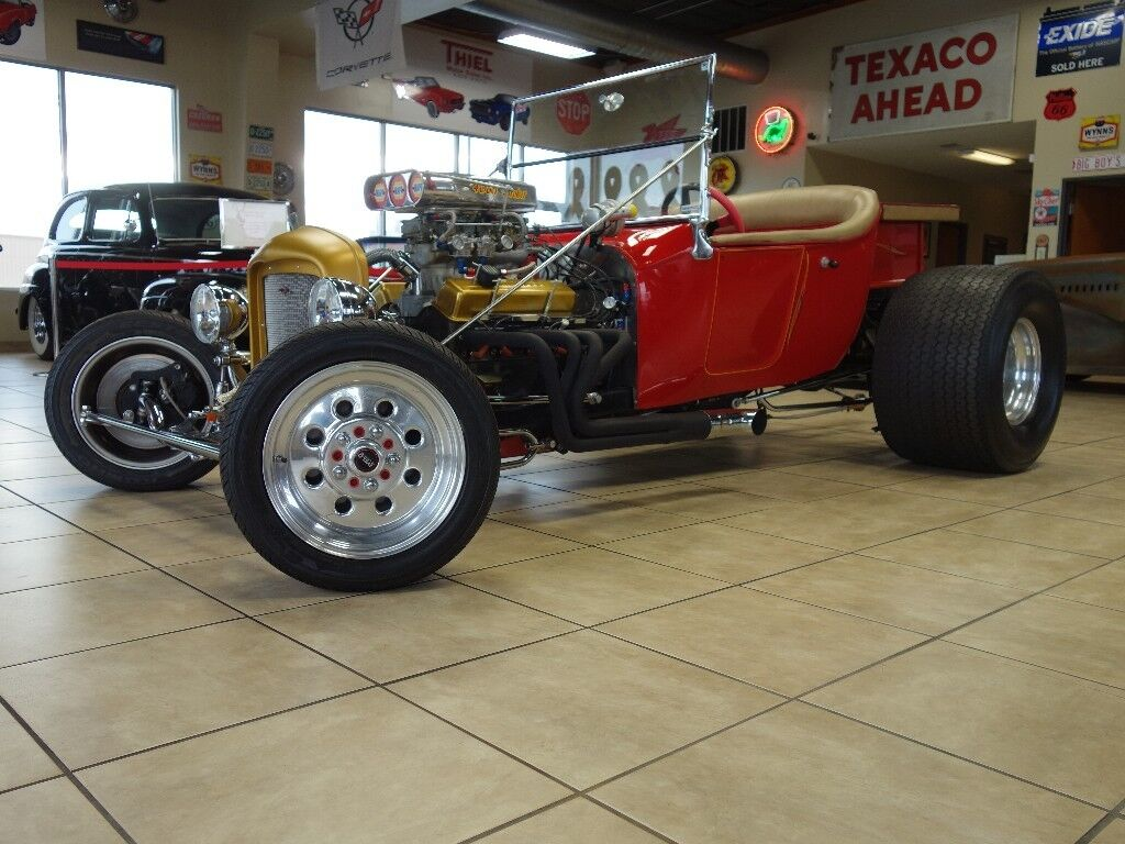 1923 Chevrolet Roadster 575 HORSEPOWER HOT ROD 575 HORSEPOWER CUSTOM 1923 CHEVROLET T-BUCKET ROADSTER HOTROD GORGEOUS BUILD