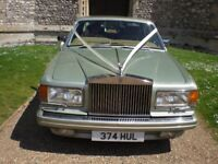 Rolls Royce, Silver Spirit, for sale. A very beautiful example of this English motor car, classic.