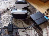 PSVR Headset, with BOX!