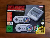 SNES Mini, Brand New & Unused