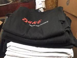 Custom Printed T-shirts - Orders starting at 24 Shirts