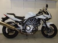 SUZUKI SV 650 S V-TWIN , PART EXCHANGES, FINANCE AVAILABLE.