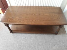 Ercol coffee table good condition