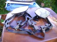 Caravan Towing Mirrors, good condition, fit any car