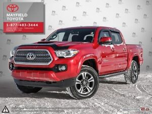2016 Toyota Tacoma TRD Sport TRD Sport Upgrade Package