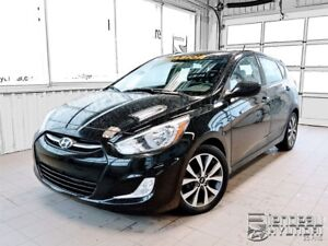 2017 Hyundai Accent SE + TOIT OUVRANT + MAGS + BLUETOOTH + USB