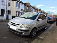 HYUNDAI GETZ 1.6 Litre PETROL - 2 OWNERS FROM NEW, HOT HATCH, 5-Door Hatchback - REDUCED FOR SALE!
