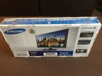 Samsung 1080p LED TV - 22 Inch - Series 5000 (*NEW Un-Opened*)