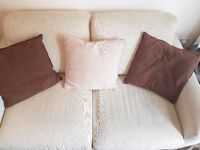 URGENT Sofas for Sale - 2 x 2 Seater Sofa