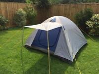 Reliable 2 man tent (3.5kg)
