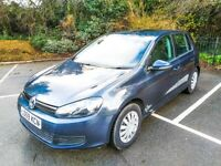 2009 VOLKSWAGEN GOLF 1.6 S MK6 PETROL 95K MILES LOVELY CAR like polo ford focus audi a3 ford fiesta