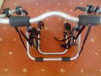 Cycle Racks to fit rear of car, two , both in good condition , £20 each.