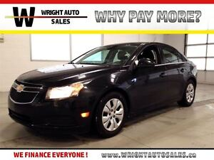 2014 Chevrolet Cruze LT| BLUETOOTH| SUNROOF| CRUISE CONTROL| 88,