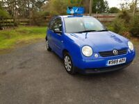 Vw Lupo 1.0 (Ideal 1st car)