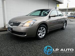 2008 Nissan Altima 2.5 S With Only 77000kms! Easy Approvals!