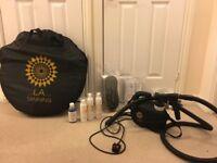 Spray tan kit