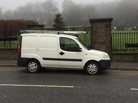 Fiat Doblo Van 2007, Very Tidy