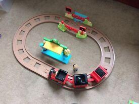 Elc Happyland Train - Wallington