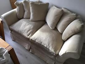 White / Cream Sofa Couch