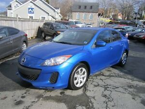 2012 Mazda MAZDA3 GX Automatic, New MVI, Very Clean!!!
