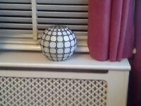 Vase /table lamp