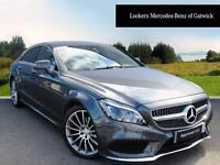 Mercedes-Benz CLS CLS220 BLUETEC AMG LINE PREMIUM PLUS (grey) 2015-04-24