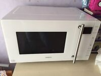 Kenwood 800w Microwave White